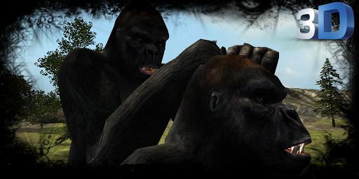 真实 大猩猩 模拟器