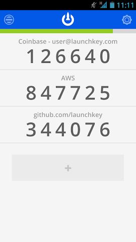 Screenshots for LaunchKey