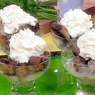Cinnamon Raisin and Chocolate Bread Pudding Recipe