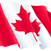 Flag of Canada- Wind & Gravity