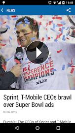 CNNMoney Business and Finance Screenshot 3