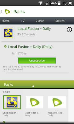 Download Etisalat Live Mobile TV for PC