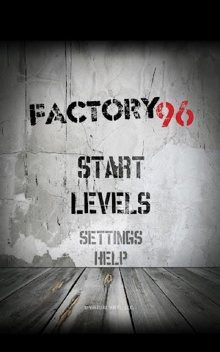 Factory96 HD Room Escape Game