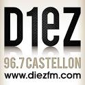 Diez FM icon