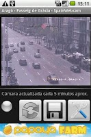 Screenshot of España Webcam