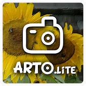 Arto.lite: oil painting photo