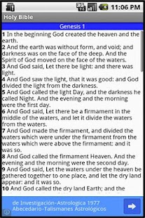 Holy Bible Free- screenshot thumbnail