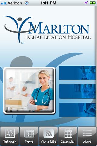 Marlton Rehab Hospital