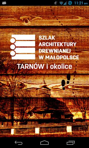 Tarnów. Architektura drewniana
