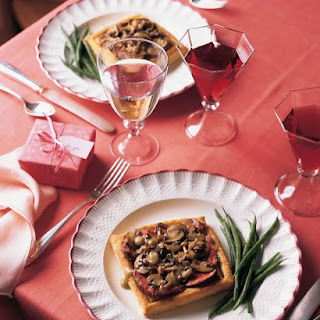 Beef Wellington Tarts