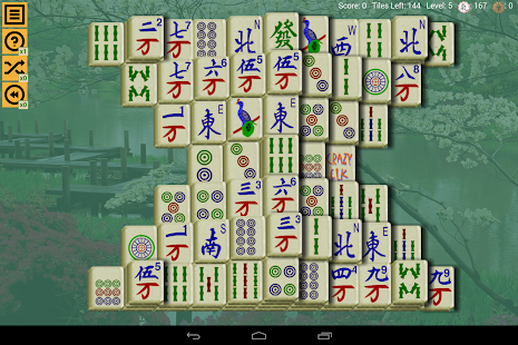 Mahjong Solitaire Crazy Elk- screenshot thumbnail