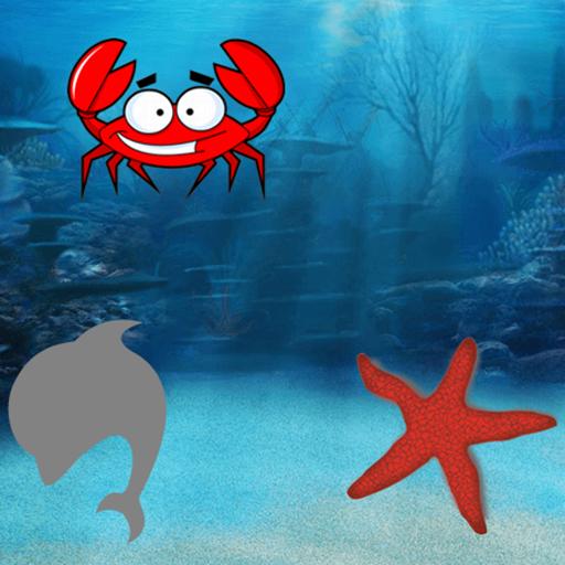 魚類幼兒益智 個人化 LOGO-玩APPs