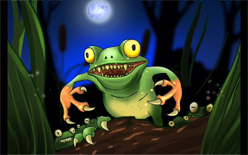 Frog-Massacre 1