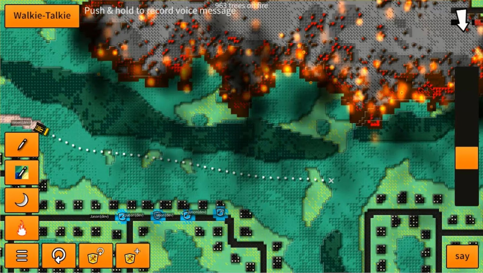 FireJumpers - Sandbox- screenshot