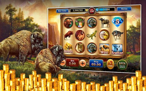 Buffalo Pokies Free Slots Game