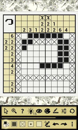 Nonograms Katana (Picross)  captures d'écran 2
