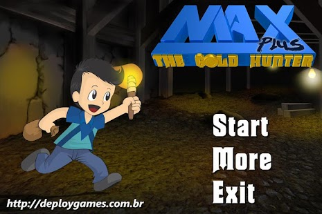Max the Gold Hunter Plus- screenshot thumbnail