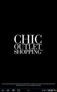 Chic Outlet Shopping- screenshot thumbnail