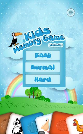 Kids Memory - Animal