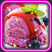Icecream Summer live wallpaper