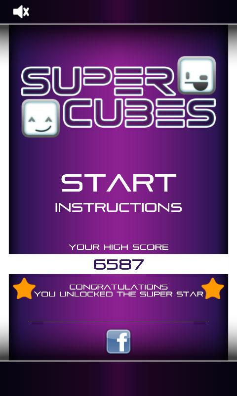 Super Cubes - Reflex, Dash- screenshot