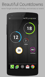 Countdown Widget for Events v1.2.0