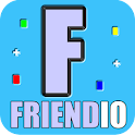 Friend IO- Friendio Networks logo