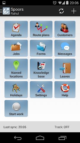 Screenshots for EFFORT Express