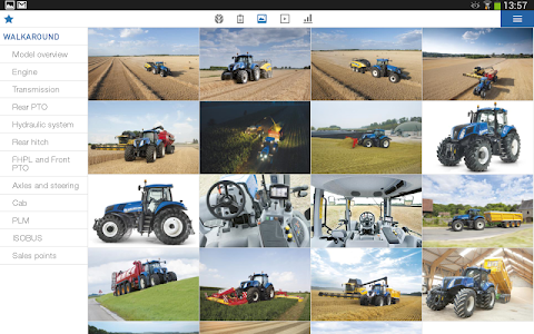 New Holland STST 3.0 screenshot 2