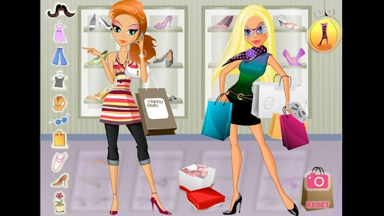 Dress Up! Girl Party- screenshot thumbnail