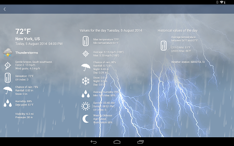 Weather XL PRO v1.2.0