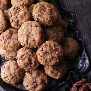 Candied Pecan Cookies
