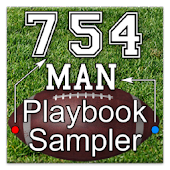 Flag Football Plays Sampler