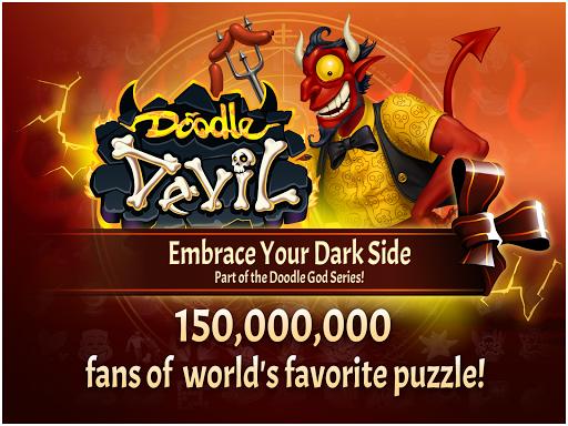 Doodle Devil HD Free  screenshots 1