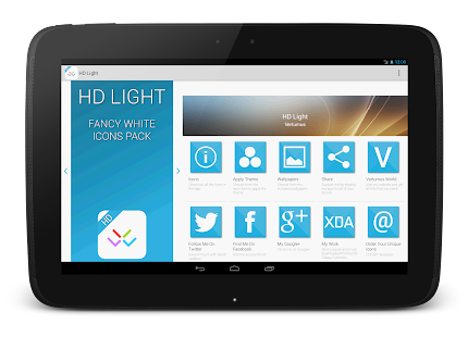 HD Light Free - Nova Apex ADW