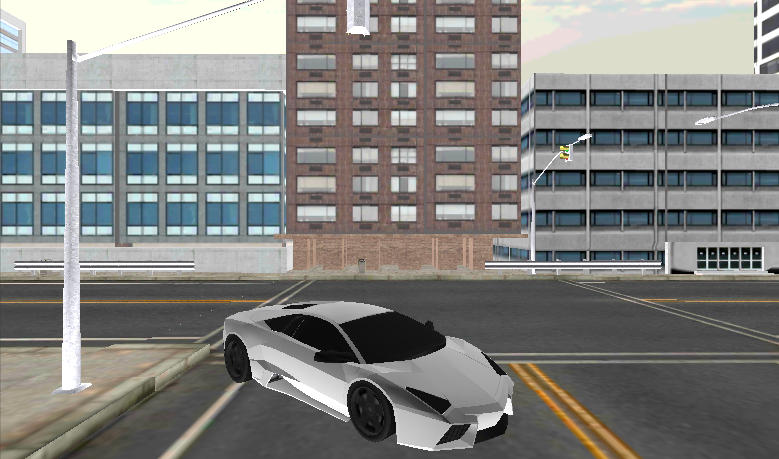 Car Parking 3D - screenshot