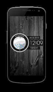 Circle Weather - UCCW Skin v2.1