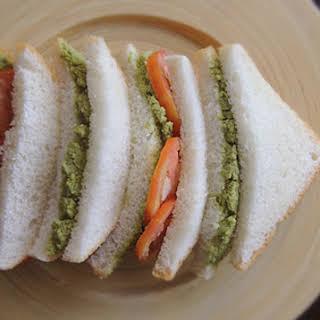 Chutney Sandwiches.