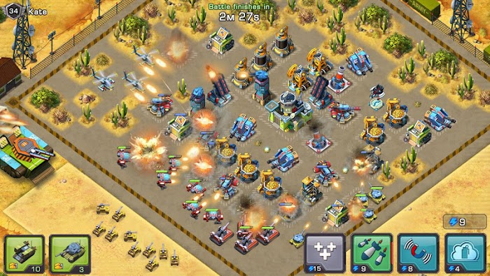 Iron Desert - Fire Storm v6 3 For Android APK Download