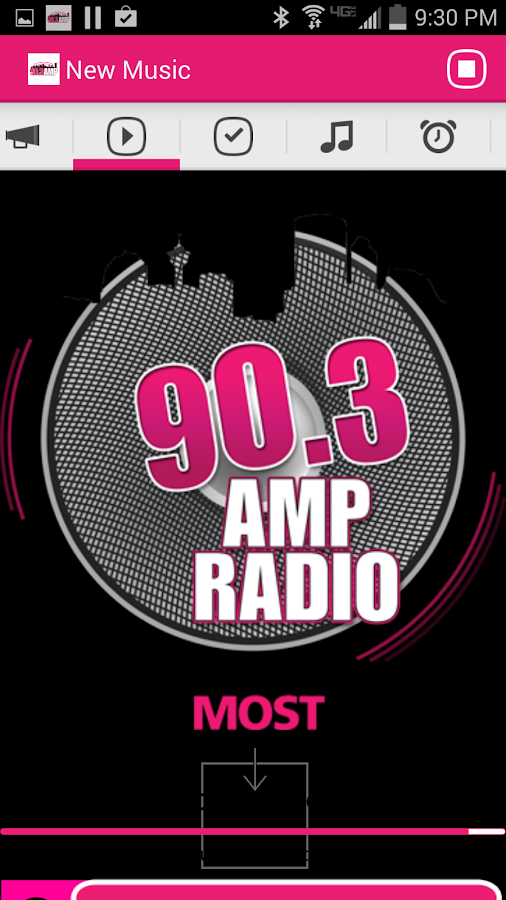 90.3 AMP Radio - screenshot