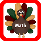 Thanksgiving Math Flashcards icon