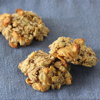 Applesauce Oatmeal Cookie