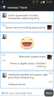 Privy Chat for Facebook - screenshot thumbnail