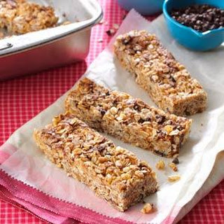 Granola Cereal Bars.