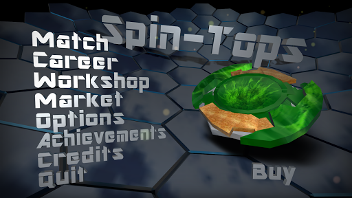 Spin-Tops 0.9.9 DreamHackers 2