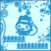 Kawaii Christmas Go Launcher