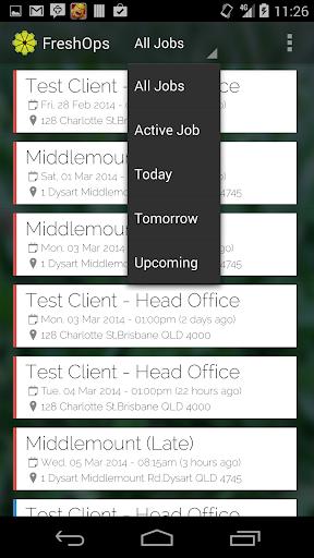 FreshOps Employee  screenshots 2