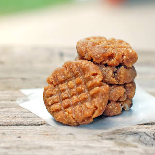 Peanut Butter Cookie Dough Bites.