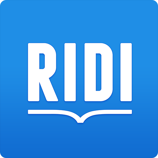 리디북스 전자책 - RIDIBOOKS eBOOK LOGO-APP點子