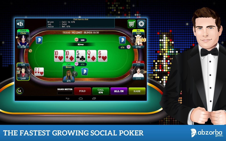 Poker Live - screenshot